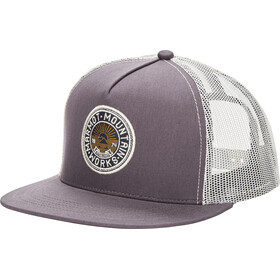 Marmot Casquette trucker, dark steel/moonbeam